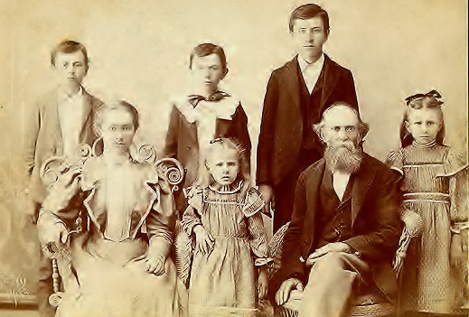 Samuel Edward McCord's Family